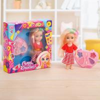 Кукла детская косметика набор Самой красивой