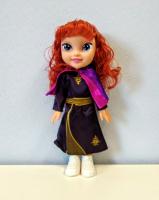 Кукла холодное сердце Анна, муз 33 см