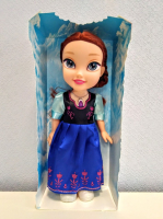 Кукла Холодное сердце Анна,  муз BL189-1