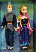 Кукла Холодное сердце набор 3 в 1 Анна, Кристофф и Олаф