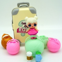 Кукла ЛОЛ LOL в чемодане