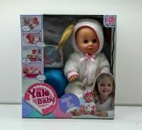 Кукла пупс интерактивная Yale Baby YL1860A