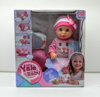Кукла пупс интерактивная Yale Baby YL1912E
