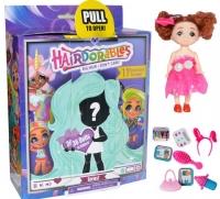 Кукла загадка Модные образы Hairdorables с аксессуарами