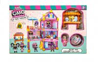 Кукольный дом OMG с шаром и куколкой АКЦИЯ!