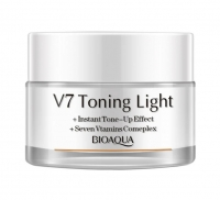 Крем для лица BIOAQUA V7 Toning Light, 50 гр