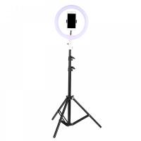 Кольцевая светодиодная LED лампа со штативом Ring Fill Light 31 см