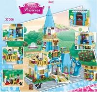 Конструктор Lego Лего (LELE) 37008 Принцесса Анна и Принц 561 дет.
