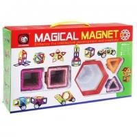 Конструктор магнитный Magical Magnet (40 деталей)