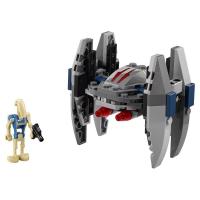 АКЦИЯ! Конструктор Лего Bela 10360 Star Wars Дроид-Стервятник, 77 дет