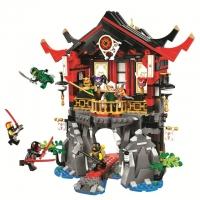 Конструктор Лего BELA 10806 Храм Воскресения, 809 дет
