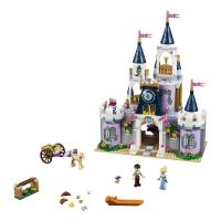Конструктор Лего BELA 10892 Disney Princess Волшебный замок Золушки, 587 дет
