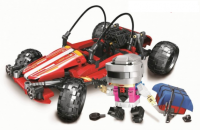 конструктор Lego Лего Bela 11082 Гоночный автомобиль, 570 дет