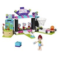 Конструктор Лего Lego Bela Friends 10554 Парк развлечений: Игровые автоматы