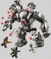 Конструктор Лего Lego Bela 11259 Воитель, 386 дет