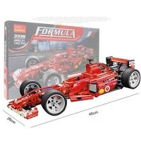 АКЦИЯ! Конструктор Лего Lego Decool 3334 Ferrari F1, 726 дет
