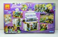 АКЦИЯ! Конструктор Лего LEGO Friends LELE 37090 Большая гонка