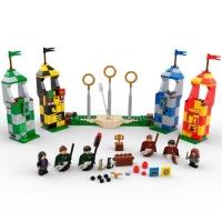 АКЦИЯ! Конструктор Лего Lego Harry Potter Bela 11004 Матч по квиддичу 536 дет