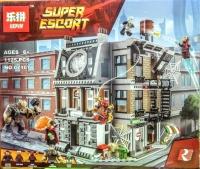 Конструктор Lego Лего Lepin 07107 Решающий бой в Санктум Санкторум, 1125 дет