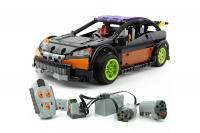 Конструктор Лего Lego Lepin 20053 Хэтчбек Тип R  с мотором, 640 дет