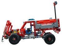 Конструктор Lego Technic (Лего Техник) Bela 10824 Служба быстрого реагирования, 513 дет.