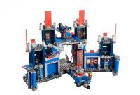 АКЦИЯ! Конструктор Лего (LERO) Нексо Найтс Мобильная крепость Фортрекс 13001A 1415 дет.