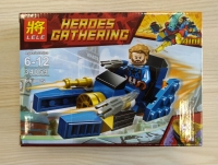 Конструктор Лего Lego LELE 34059 Супер герои Мстители