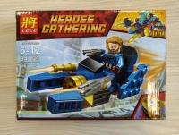 АКЦИЯ! Конструктор Лего Lego LELE 34059 Супер герои Мстители