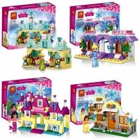 Конструктор Лего Дом Принцессы Princess 37004