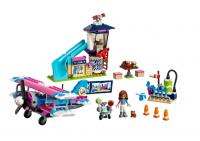 АКЦИЯ! Конструктор Lego LELE 37096 Экскурсия по Хартлейк-Сити на самолёте, 340 дет