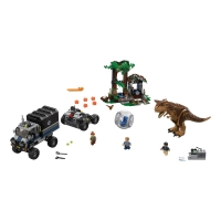 АКЦИЯ! Конструктор Лего LEGO LELE 39117 Побег в гиросфере от карнотавра, 596 дет