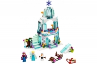 Конструктор Лего LELE 79168 Ледяной замок Эльзы, 299 дет