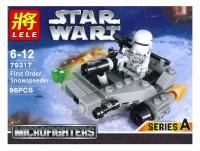 Конструктор Лего Lego LELE star wars 79317