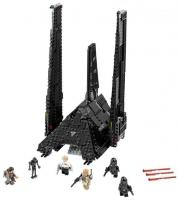 Конструктор Lego ЛЕГО LELE 35010 Star Wars Имперский шаттл Кренника, 878 дет
