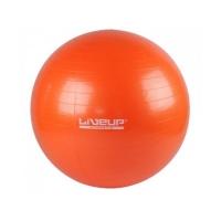 Мяч гимнастический LIVEUP 65 см с насосом