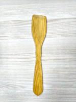 Лопатка кухонная для сковороды деревянная