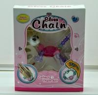 Браслет магический в виде животного для девочек Elves Chain