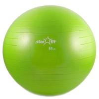 Мяч гимнастический GB-101 65 см, антивзрыв