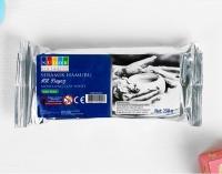 Масса для лепки - искусственная глина, 250 мл, цвет белый