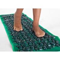 АКЦИЯ! Дорожка массажная с зелеными камнями Massage Road