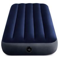 Матрас надувной Classic Downy Fiber-Tech, 76 x 191 x 25 см INTEX