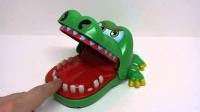 Крокодил зубастик игра