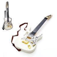 Музыкальная игрушка гитара Музыкальный взрыв, в чехле