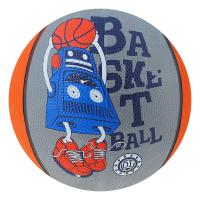 Мяч баскетбольный Робот, размер 3