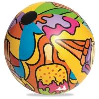 Мяч надувной Поп-арт 91 см Bestway