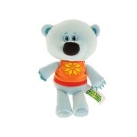 Мягкая музыкальная игрушка  Мимимишки «Медвежонок Белая Тучка»