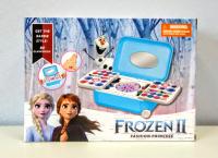 Детская косметика + набор для маникюра в боксе Frozen