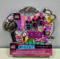 Детская косметика Charm с расческой набор