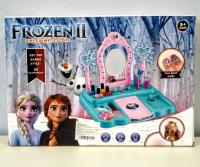 Детская косметика с зеркалом Frozen набор