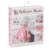 Набор для шитья мягкая игрушка Девочка Мила